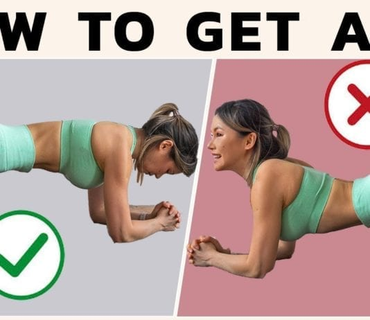 How to Get ABS & Engage Your Core