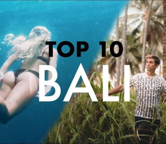 TOP 10 BALI (TRAVELLERS PARADISE)
