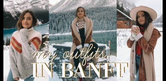 What To Wear In The Winter   My Banff Outfits
