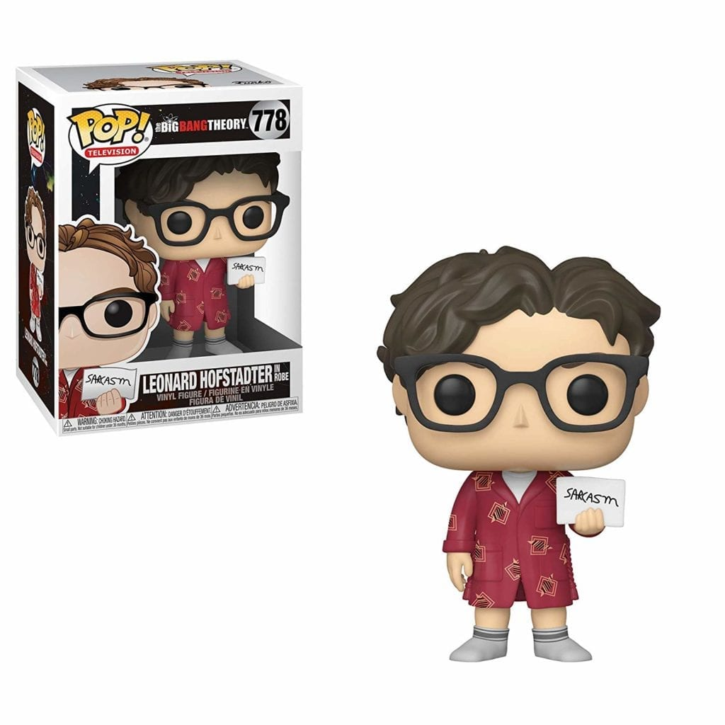 Big Bang Theory - Leonard Nerdy Gift Idea Geek