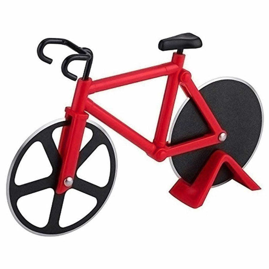 Geek Gift Ideas Bicycle Pizza Cutter