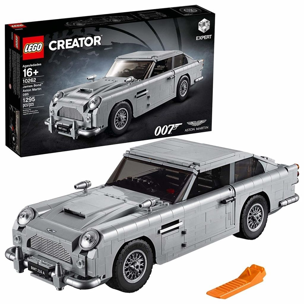 LEGO James Bond Aston Martin Gift