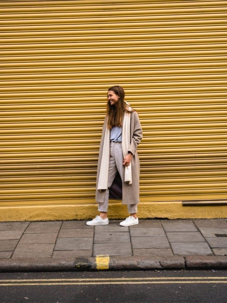 Neutral fashion style 2019