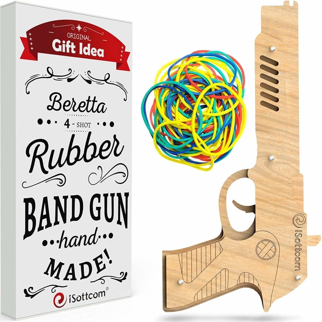 Rubber Band Gun Gift Idea