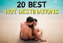 Top 20 HOT Destinations - Where to Travel in 2019
