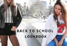 Back To School Lookbook - Back To School Outfits - Ask My Girl
