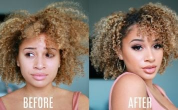 My SHORT Curly Hair Routine 2019!