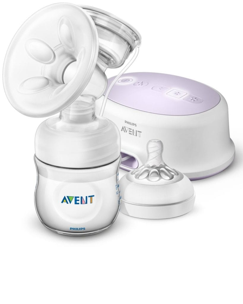 baby Philips Avent Electric  Breast Pump