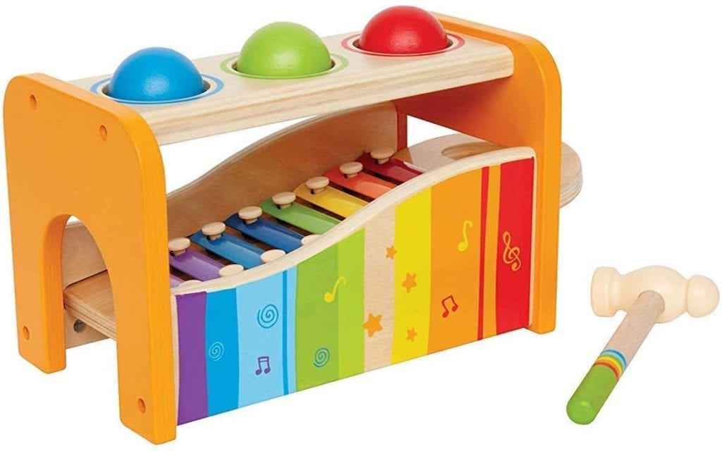 Tap Bench And Xylophone BABY GIFT IDEA