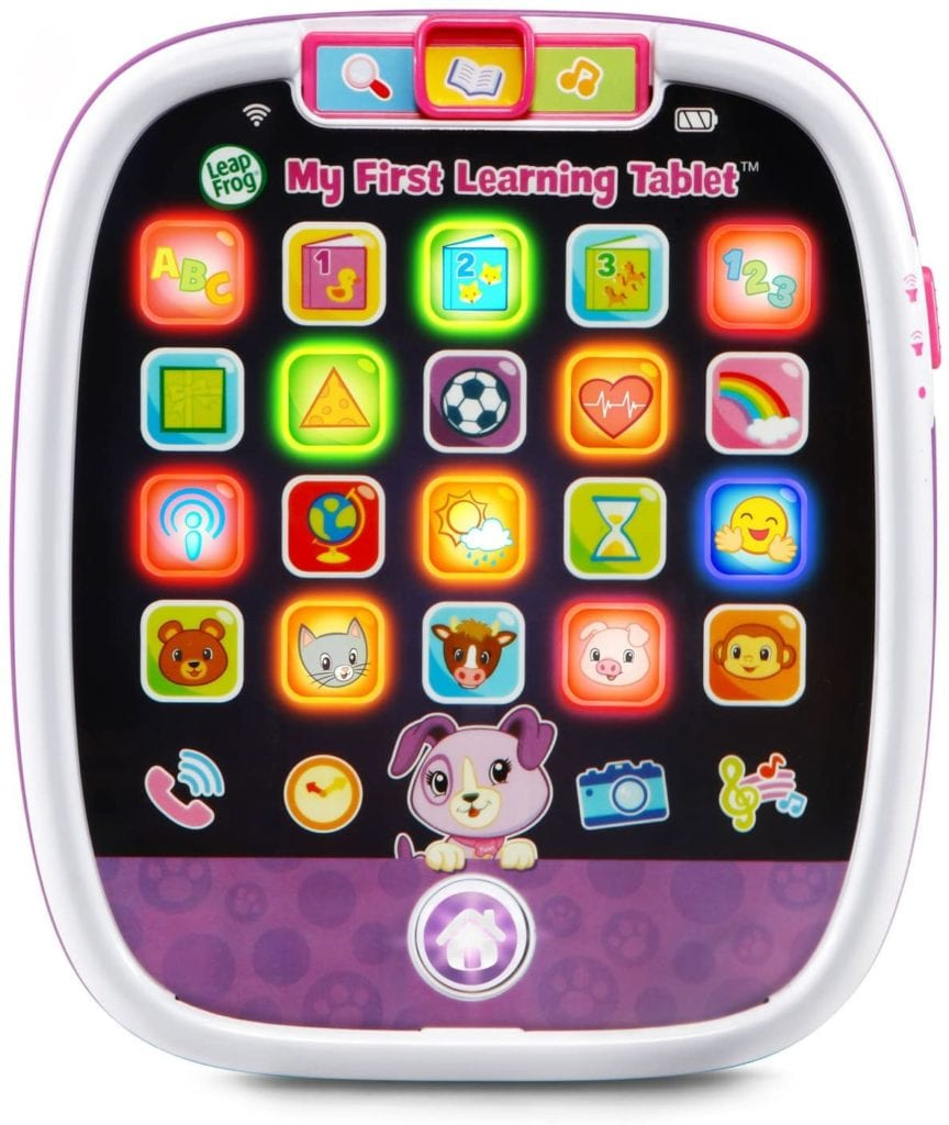 LeapFrog My First Learning Tablet , Violet