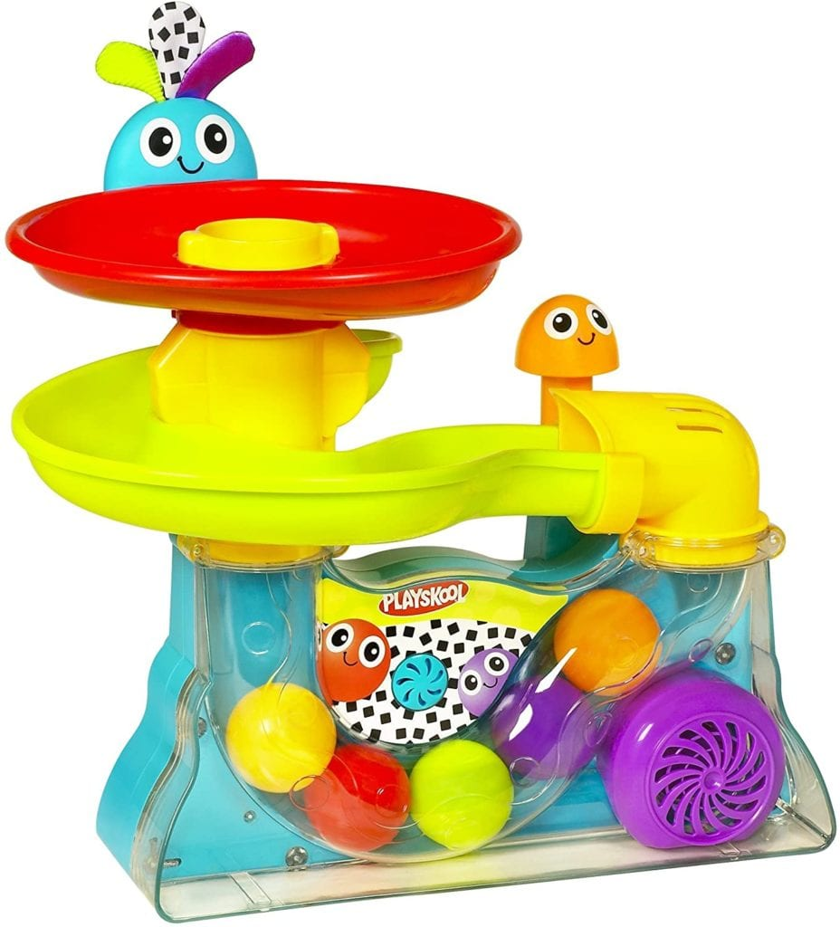 Baby gift ideas Playskool Explore N' Grow Busy Ball Popper