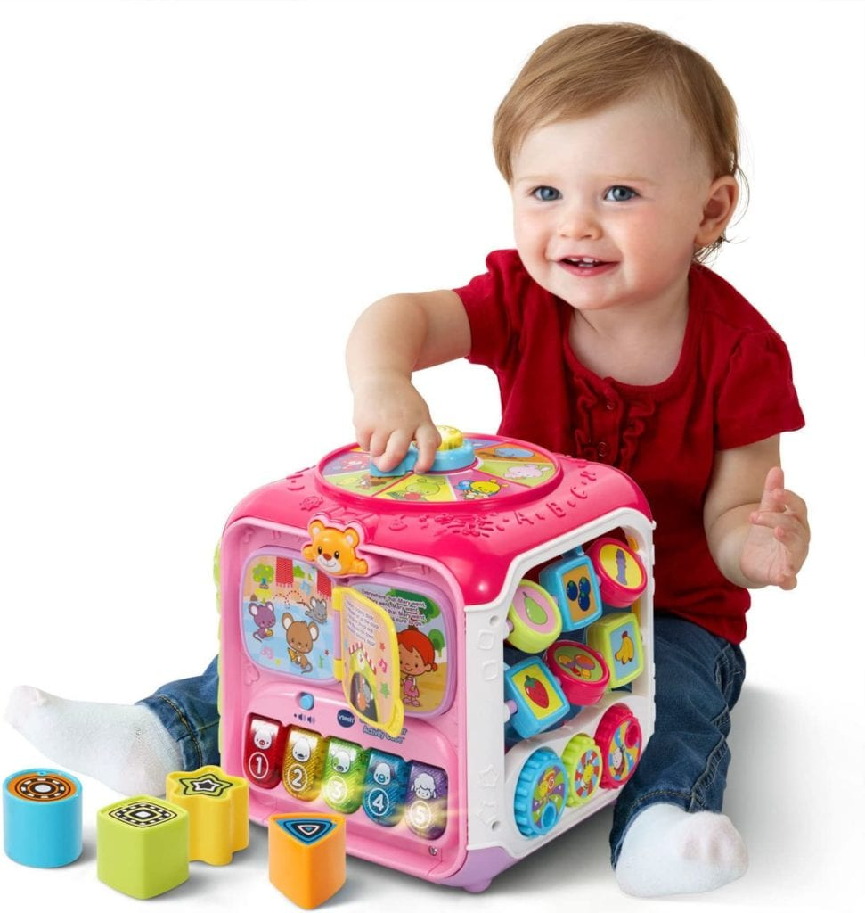 best toys for 1 year olds 4 VTech Discovery Cube