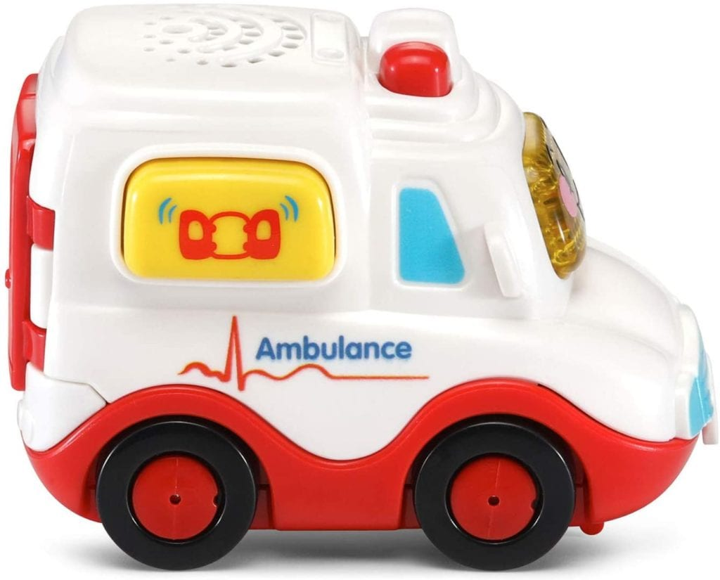 Best toys for 1 year olds VTech Smart Wheels Ambulance