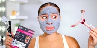 Testing Out Weird Beauty Products