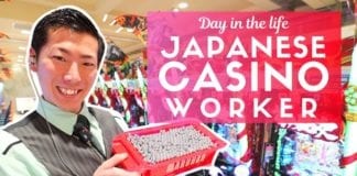 DAY IN THE LIFE OF A JAPANESE CASINO WORKER